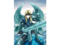 Фэнтези картинки архангелы 7