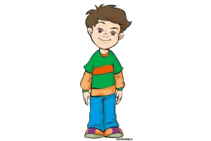 Рисунок мальчика 4