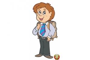 Рисунок мальчика 7