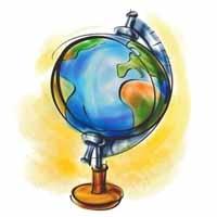 Картинки глобуса 4