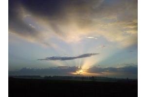 Фото восход солнца 2