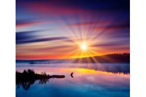 Фото восход солнца 3