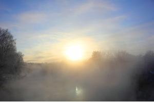 Фото восход солнца 4