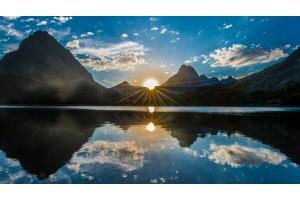 Фото восход солнца 8