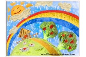Мир глазами детей рисунки 3