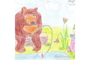 Мир глазами детей рисунки 4