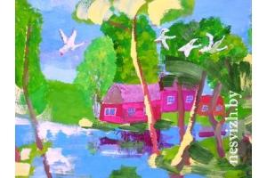 Мир глазами детей рисунки 6