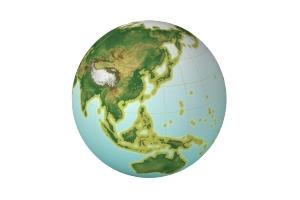 Картинка глобус 3