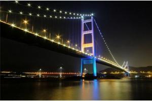 Ночные мосты фото 4