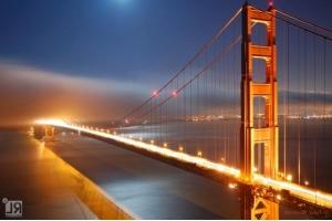 Ночные мосты фото 6