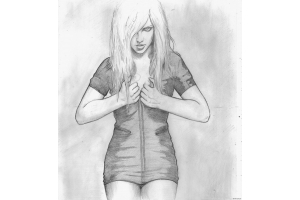 Рисунки карандашом красивые 3