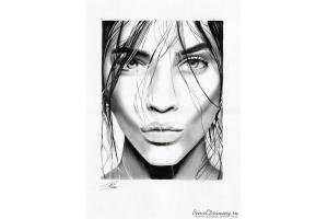 Рисунки карандашом красивые 4