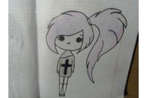 Рисунки карандашом красивые 5
