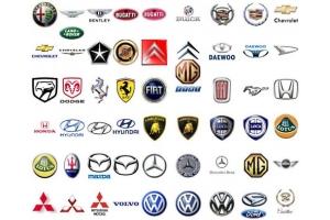 Эмблемы автомобилей мира