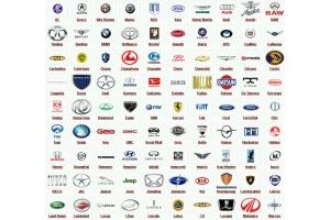 Эмблемы автомобилей мира 6
