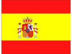 Флаг страны испания