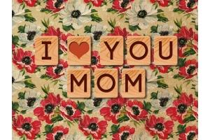 я люблю тебя мама картинки 8