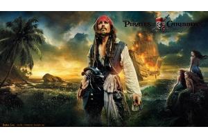 Картинки пираты карибского моря 1