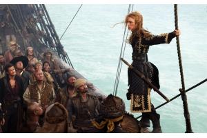 Картинки пираты карибского моря 5