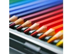 Космос рисунки цветными карандашами