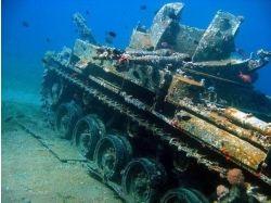 Затопленные танки фото 7