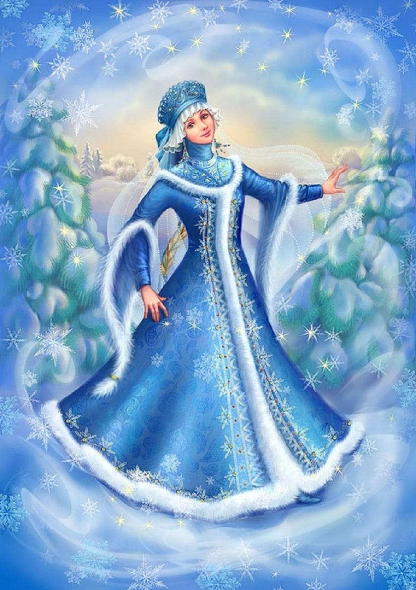 катаракта образ зимы в картинках волшебница зима картинки удостоверение