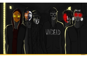 Картинки hollywood undead 6