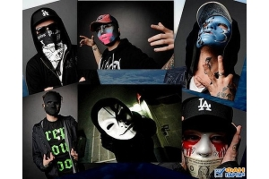 Картинки hollywood undead 7
