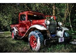 Джентльмены ретро авто в картинках