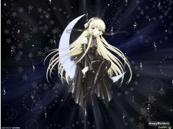Картинки ведьмы красивые аниме