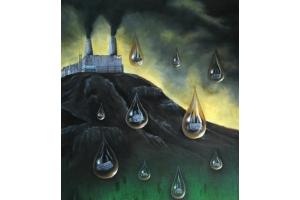 Фото кислотные дожди