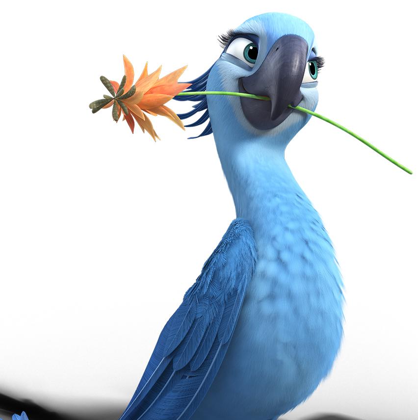 Жемчужинка и голубчик, мультфильм Рио загрузить