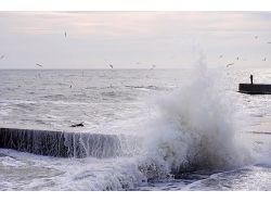 Фото зима одесса море