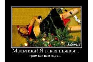 Фото новый год приколы 7