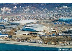 Сочи олимпийские объекты фото