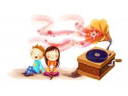 Музыка и картинки