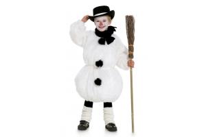 Новогодний костюм снеговика фото 7