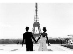 Париж любовь фото