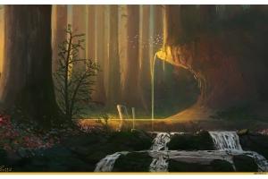 Рисунок природы