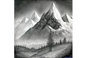 Рисунок природы 5