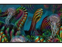 Картинки абстракция 3d