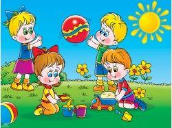 Лето картинки для детского сада 7