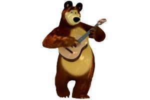 Маша и медведь картинки 1