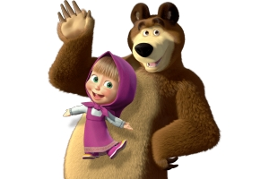 Маша и медведь картинки 4