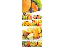 И фрукты фото