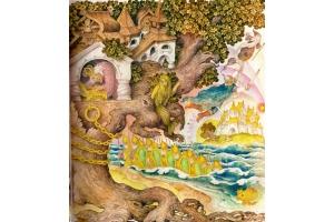 Сказки пушкина картинки 3