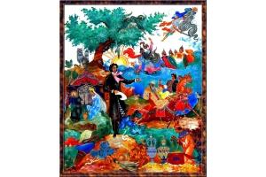 Сказки пушкина картинки 8