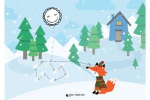 Картинки снега 2