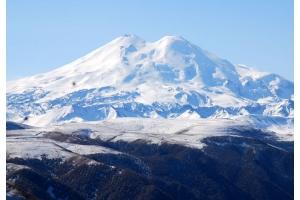 Фото гора эльбрус 2