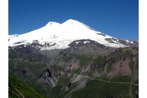 Фото гора эльбрус 4